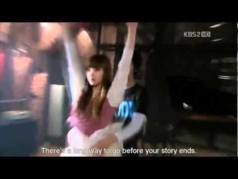 [dream High Ep 8] Hyemi & Samdong Dance [hd   Eng Sub].avi video