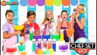 Orbeez Chef Set Go! at the Candy Shop | Official Orbeez