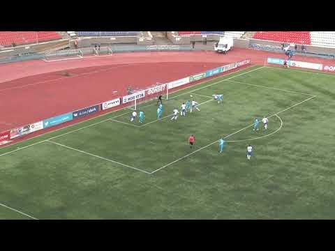 Голы матча Сибирь - Динамо