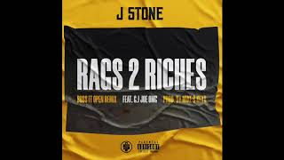 J Stone ft G.I. Joe - Rags 2 Riches (Buss It Open Remix) Prod. by Mike & Keys