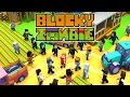 Blocky Zombies Android Gameplay ᴴᴰ