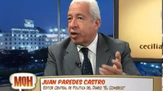Juan Paredes Castro: Demasiadas Cosas Salen De La Oscuridad (parte 1)