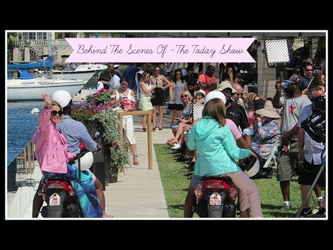 The Today Show Comes To Bermuda