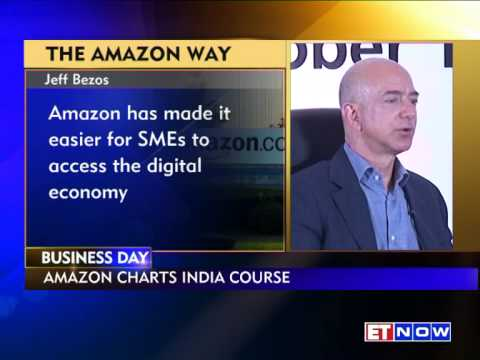 Amazon India Most Lucrative Business: Jeff Bezos