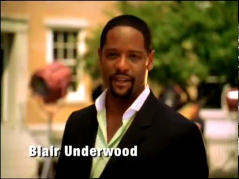 AHF Blair Underwood PSA Not for Profit Healthcare (9/4/08)