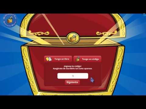 Club Penguin:Nuevo Codigo Reutilizable Febrero 2013 HD