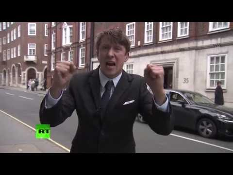 """Tony Blair is like a gag reflex"" - Jonathan Pie"