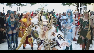 Best Cosplay Girl Anime & Game 2016 - MMOinGame