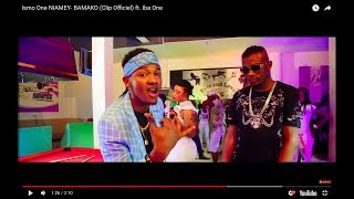 Ismo One NIAMEY- BAMAKO (Clip Officiel) ft. Iba One
