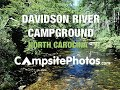 Davidson River Campground, Pisgah National Forest, North Carolina