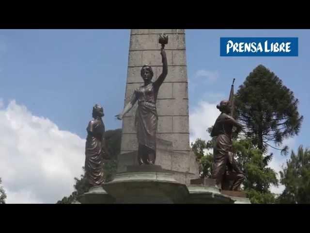 Monumento al Ferrocarril del Norte cumple un siglo
