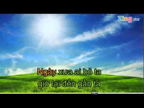 Di Vang Cuoc Doi.karaoke video