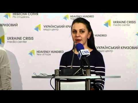 "Public campaign ""Crimea is Ukraine"". Ukraine Crisis Media Center, 24th of February 2015"