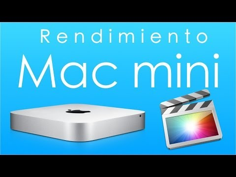 Rendimiento real Mac mini Late 2012 con Final Cut Pro ⎟[2014]