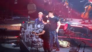 a-ha The Sun Always Shines on TV. MTV Unplugged Tour 2018.Lanxess arena Cologne/Germany