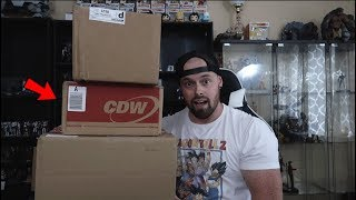 TOY HAUL AND UNBOXING - S.H. FIGUARTS, BANPRESTO STATUES, Q-FIGS, FUNKO POPS AND MORE!