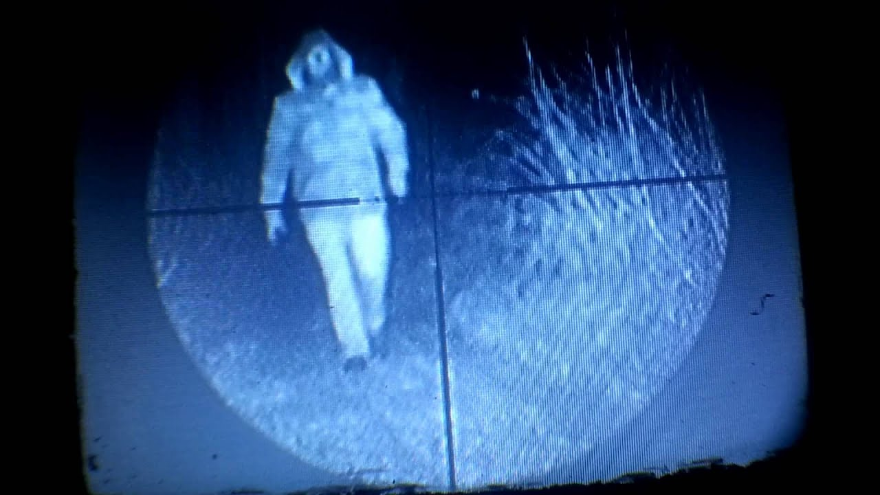 Схема самодельного прибора ночного видения