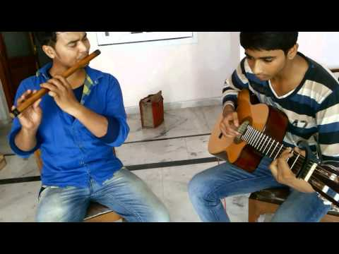 Main Tenu Samjhawan Ki Song Acoustic Instrumental By Me (jalaj) & Anuj video
