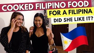 Foreigners cook LECHON MANOK for FILIPINA - Manila Vlog