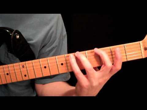 Lesson Guitar - Legato Exercise
