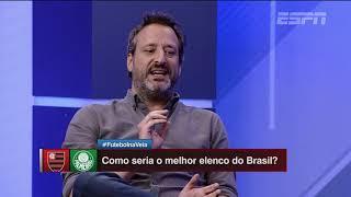 Como seria o melhor elenco do Brasil?