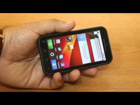 Video: Motorola defy Unboxing y primera vista de un todoterreno con android