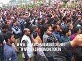 SSA teachers protest in Srinagar, many injured