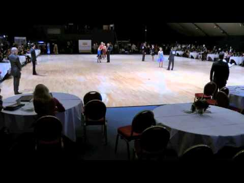 2010 WDC AL World Championship- Disney Cup Senior Over 55 Latin - Final