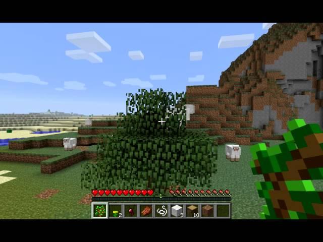 Minecraft: Wyjątkowo śmieszny bug