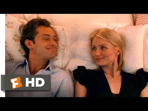 The Holiday (2006) - Mr. Napkin Head Scene (4/10) | Movieclips