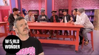 "SPOILER ALERT! RuPaul's Drag Race Season 11 Extra Lap Recap ""Snatch Game at Sea"""