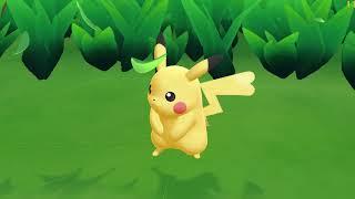 Pokémon Let's Go, Pikachu! Yuzu Canary 2267 | In-game Footage (FPS Improvements)