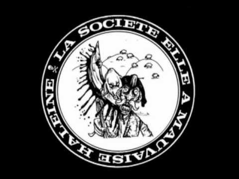 La Société Elle A Mauvaise Haleine - Enfoirés