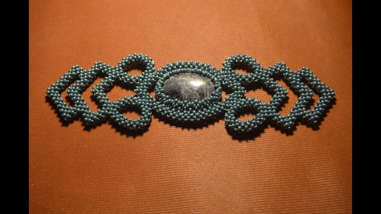 Мои браслеты из бисера ютуб