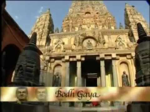 Lord Buddha And  Bihar - India Travel  Tours Video video
