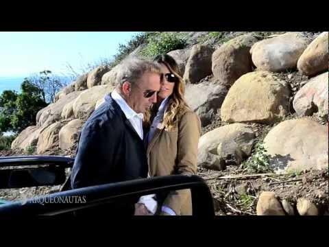 ARQUEONAUTAS Shooting Behind The Scene Kevin Costner + Mayk Azzato Santa Barbara