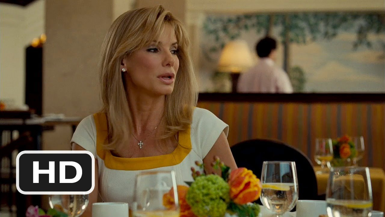 The Blind Side #4 Movie CLIP - He's Changing Mine (2009 ...