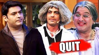 Sunil Grover & Ali Asgar Boycott The Kapil Sharma Show