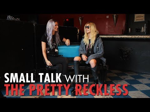 Small Talk with Taylor Momsen of The Pretty Reckless - Interview