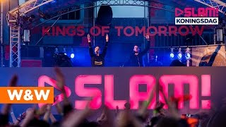 W&W (Full live-set) | SLAM! Koningsdag 2016