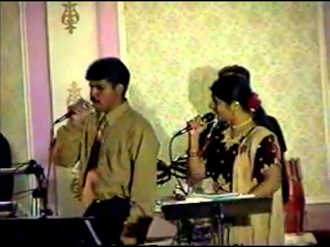 Dholi Taro Dhol Baaje - cover by Chitralekha with Faiz Alam