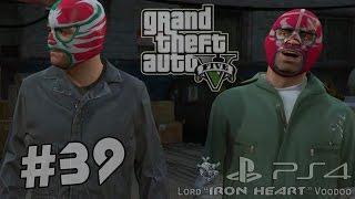 """GTA 5 (NextGen) Прохождение [Блиц-игра] Часть #39 ► Геймплей PS4 """"Grand Theft Auto V"""""""