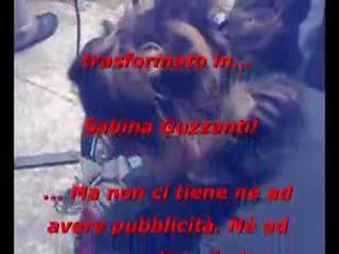 Sabina Guzzanti infiltrata speciale