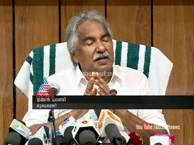 Oommen Chandy reject CBI probe and support K M Mani