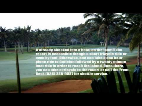 Fairways &amp; Bluewater Golf Course Aklan Philippines
