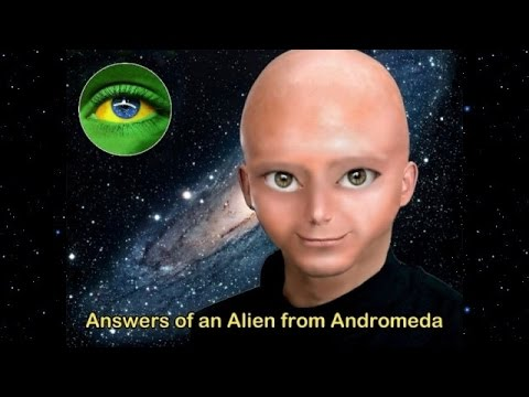99 - ANSWERS OF AN ALIEN FROM ANDROMEDA - Nibiru and Events