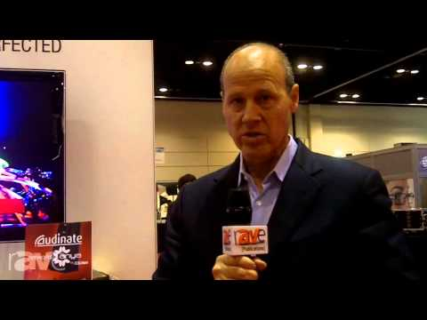 InfoComm 2013: Audinate Shows Dante Media Networking Technology