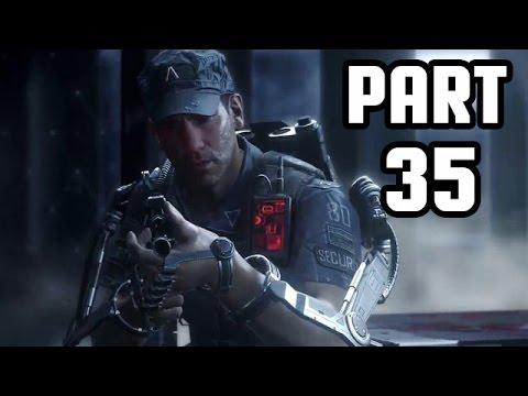 Let's Play Call of Duty Advanced Warfare Exo Zombies German Deutsch #35 - Volle Pfanne!