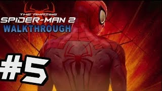 The amazing spider man 2 game walkthrough part 5