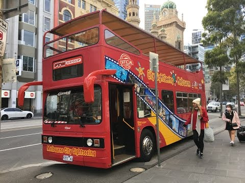 CITY SIGHTSEEING MELBOURNE City Tour